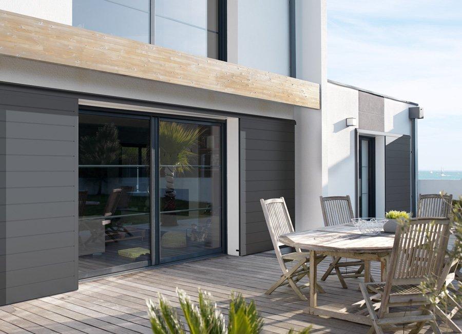 agrandissement ossature bois pr s de la roche sur yon aux clouzeaux. Black Bedroom Furniture Sets. Home Design Ideas