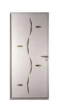 porte bois et aluminium (extérieure)