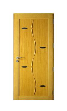 porte bois et aluminium (intérieure)